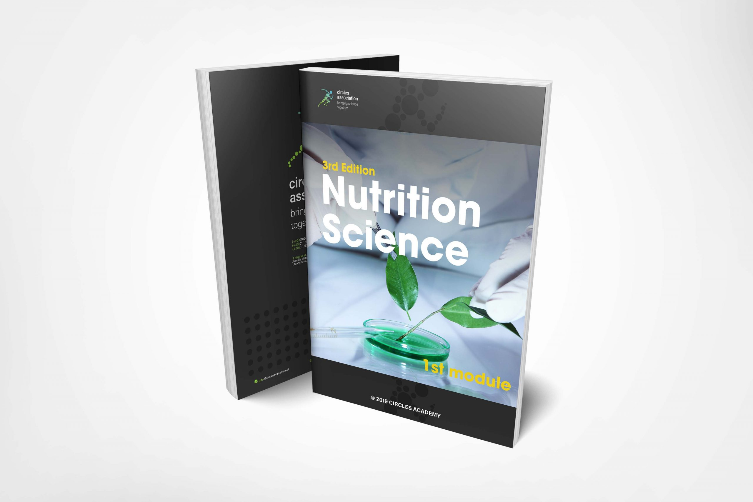 Basic nutrition science 3rd edition